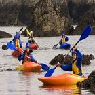 Kayaking on Anglesey